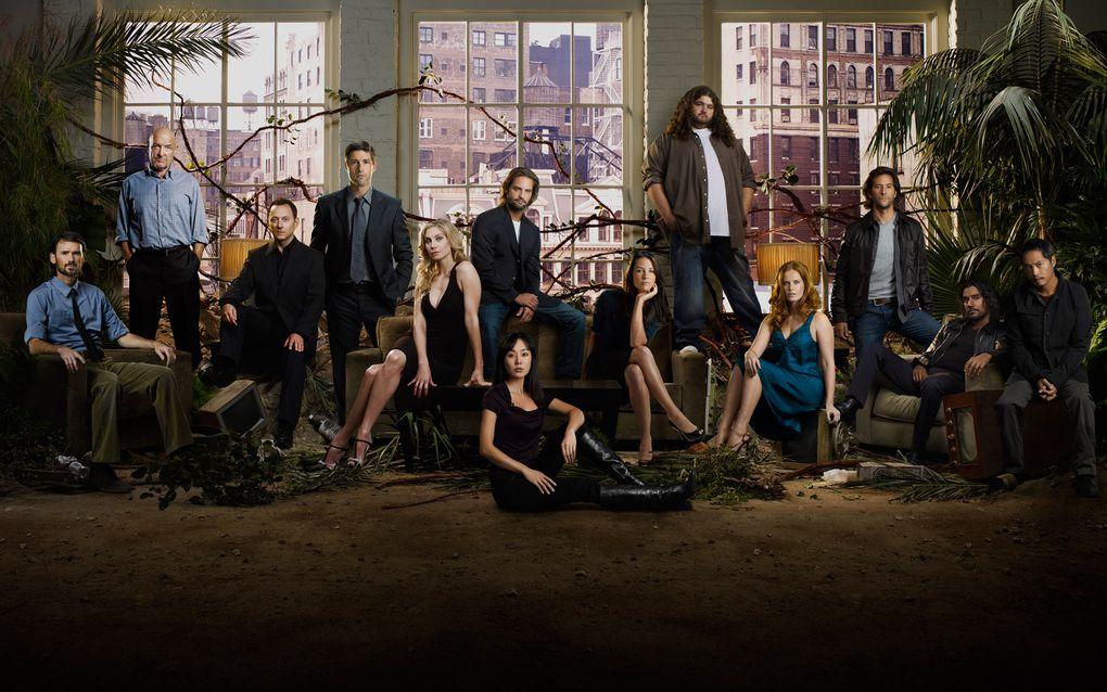 saison 5 - casting - personnages
