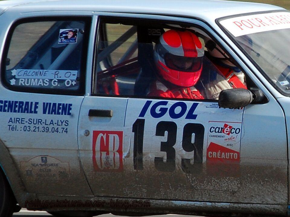 Album - Rallye des Routes du Nord 2009