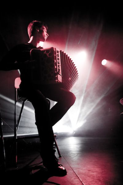 Concert en 1ère partie de Samarabalouf le 27.03.08 à La Vapeur. Photos de Vanessa Bureau