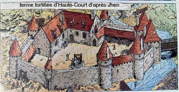 La Baronnie de Trencavel se trouve dans les Royaumes Oubli&eacute&#x3B;s vers Eauprofonde. Elle est compos&eacute&#x3B;e du village d'Ambaris, de Triboire, du M&acirc&#x3B;t d'Argent et de la ferme d'Haut-Tour.