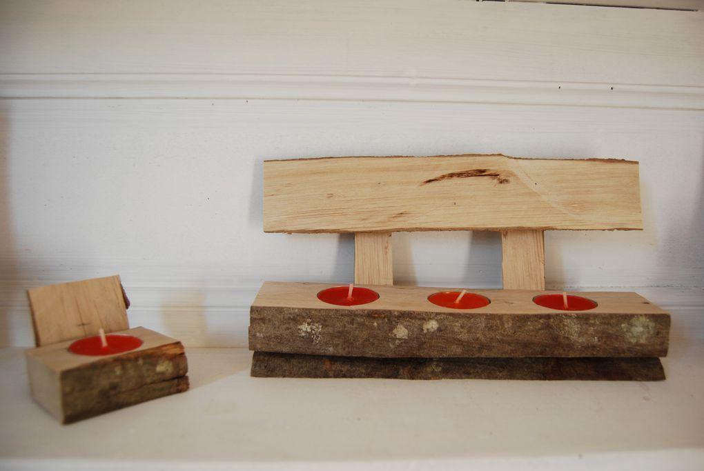 Des bougies pour une table en fête ou des soirées au coin du feu