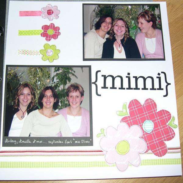 Album - Mes pages 2006