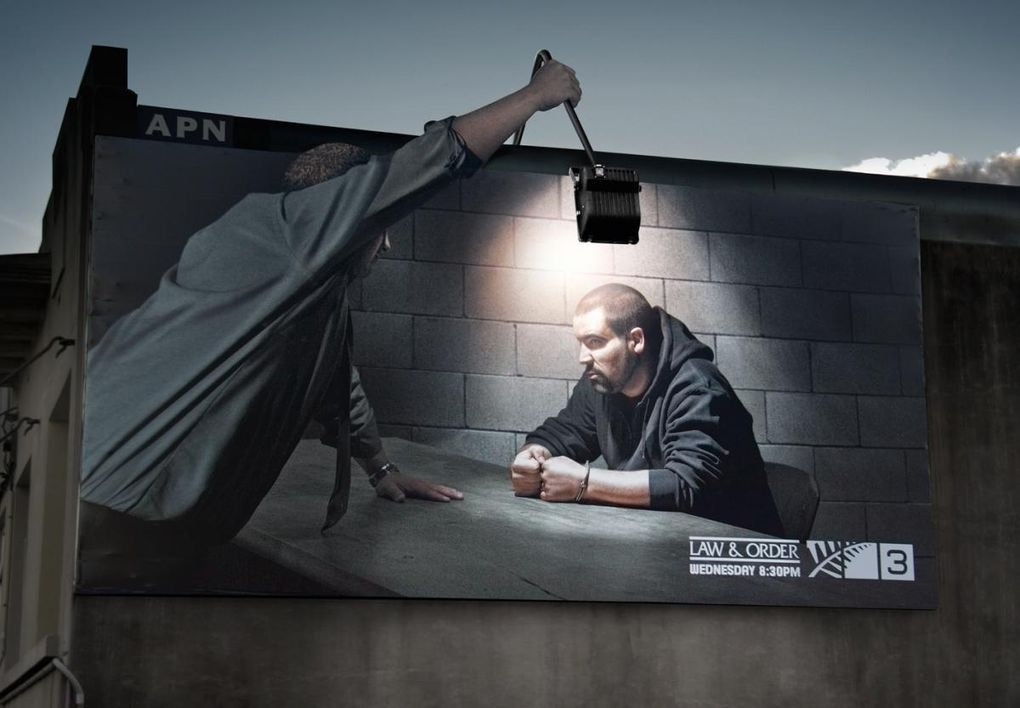 the best print ads in the world.