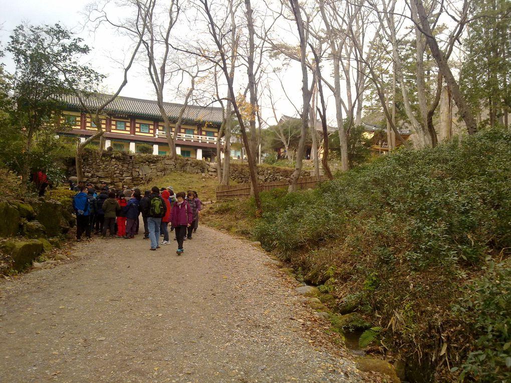 Album - Le sanctuaire de Seonamsa