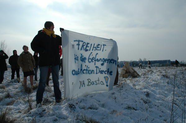 De Bapaume à Ensisheim. Pour la libération des prisonniers d'Action directe.