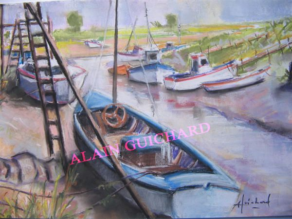 Album - DESSINS-PASTELS