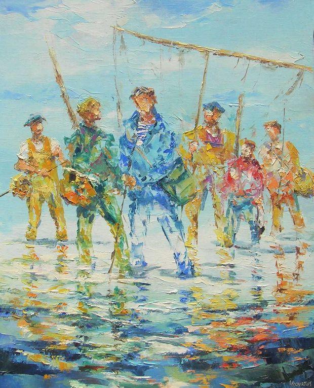 Les peintures présentées ici sont réalisées à l'huile sur toile.Plus de renseignements au 06 62 61 84 50 ou otislourec2@aol.com...copyright Olivier Lecourtois  2006-2011