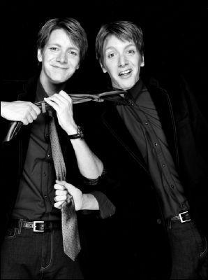 Album - Les jumeaux Phelps (Fred et George Weasley)