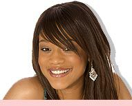 Album - Tiana Benjamin (Angelina Johnson dans Hp4)