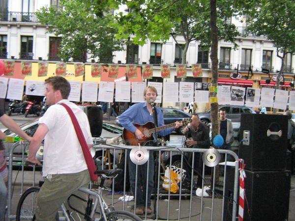 Album - Fete de la musique le 21 juin 2007