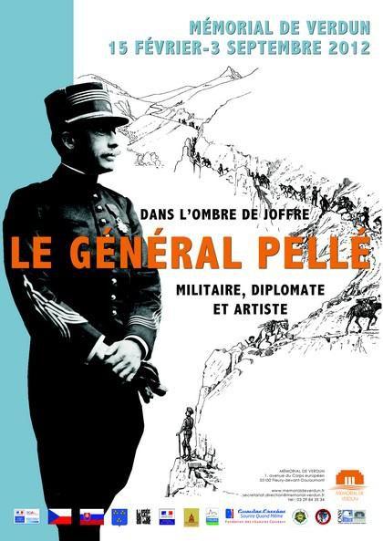 Photos de l'inauguration de l'exposition Pellé + visite du fort et de l'ossuaire de Douaumont