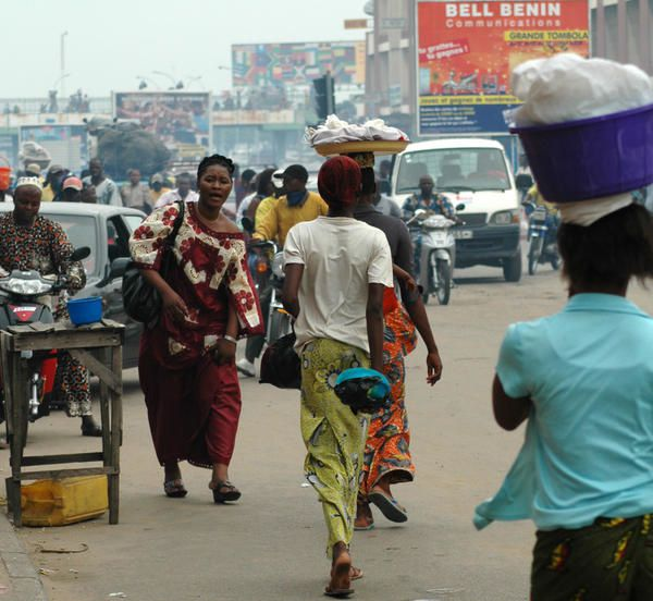 Album - Benin