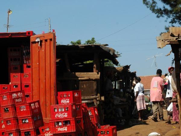 Album - Nairobi-bidonville-de-Kibera