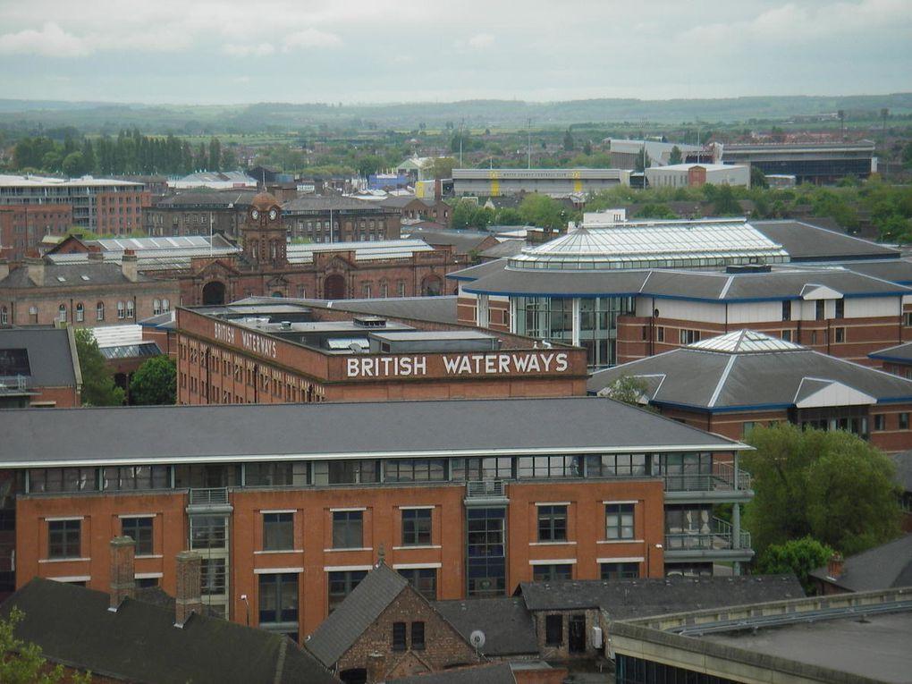 4 mois de Printemps passés en UK. Campagne anglaise - Coventry - Birmingham - Manchester - Liverpool - Edinburgh - Londres