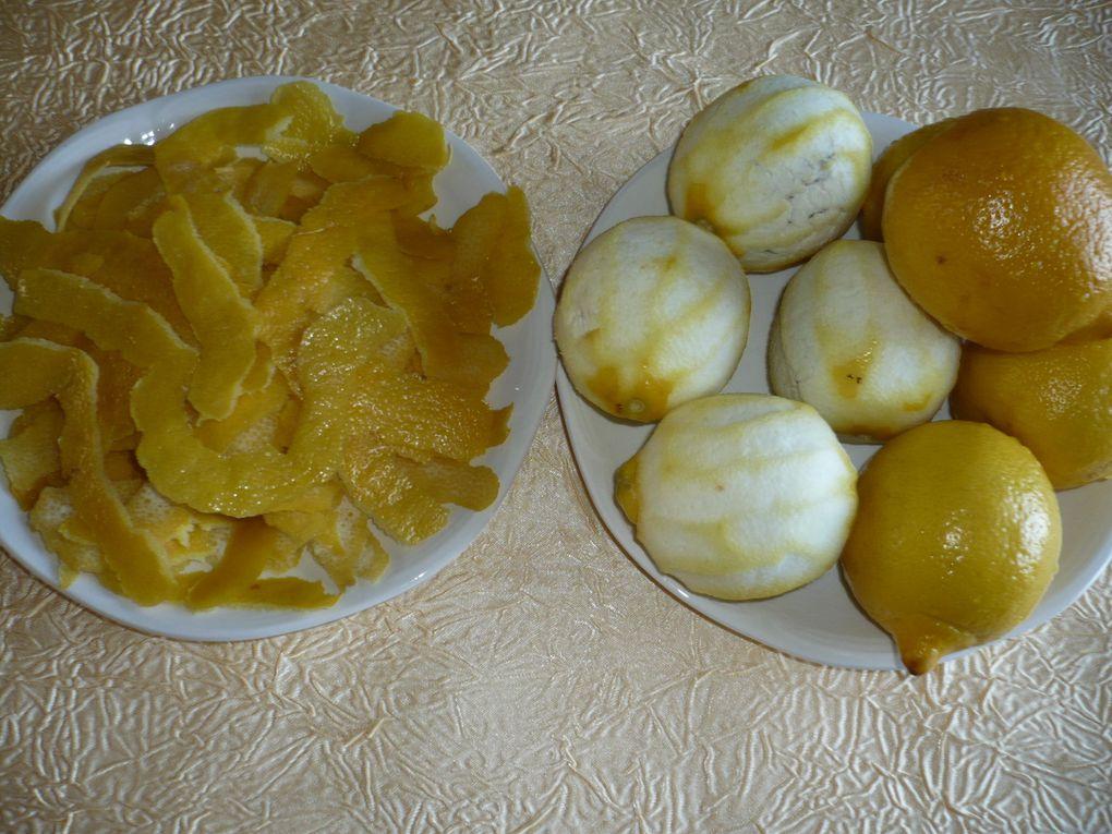 entrées, plats principaux... des recettes familiales en provenance d'Alep (Syrie)