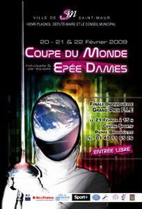 Album - Coupe du Monde Epée Dames