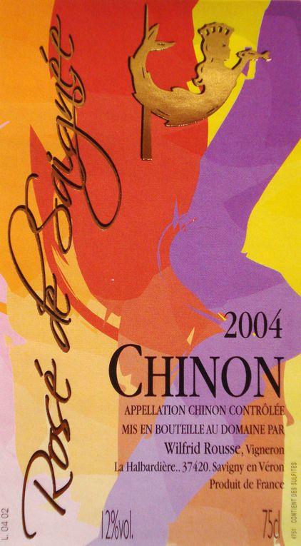 Le chapitre 6 de ma recherche sur l'habillage de la bouteille de vin, consacré à l'explosion de la couleur. C'est le début du cycle des Vins contemporains d'Emotion.