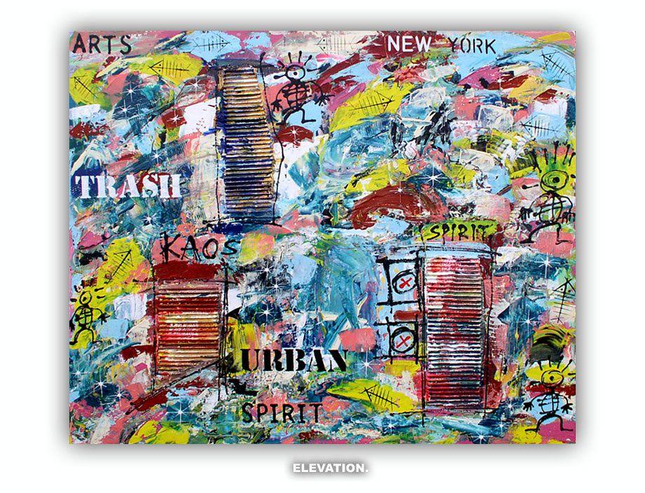 Montrer différentes tendances de l'art actuel sans frontière et sans recherche de statut identitaire