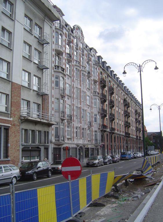Montrer la diversité et les couleurs d'une Bruxelles qui adore le changement et la vivacité