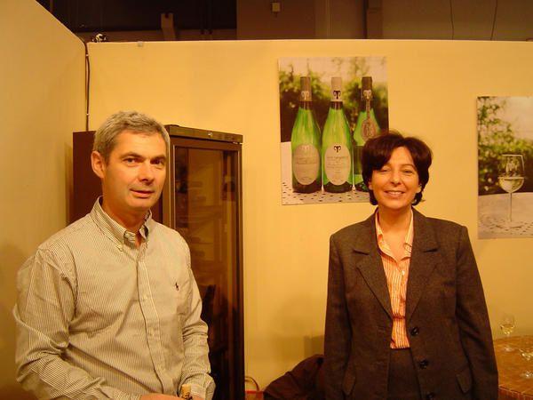 <p>Apr&egrave&#x3B;s quelques jours au salon des vins de loire, je ne peux vous r&eacute&#x3B;sister pour mettre en ligne des petits instants de convivialit&eacute&#x3B;. &agrave&#x3B; l'ann&eacute&#x3B;e prochaine. </p>