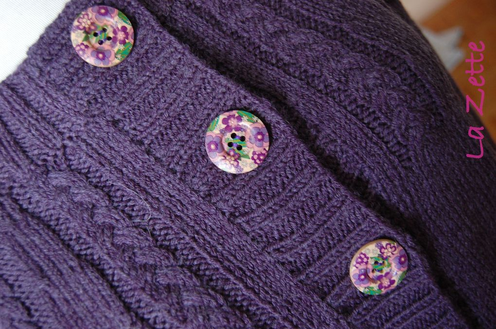 Album - zette tricote encore