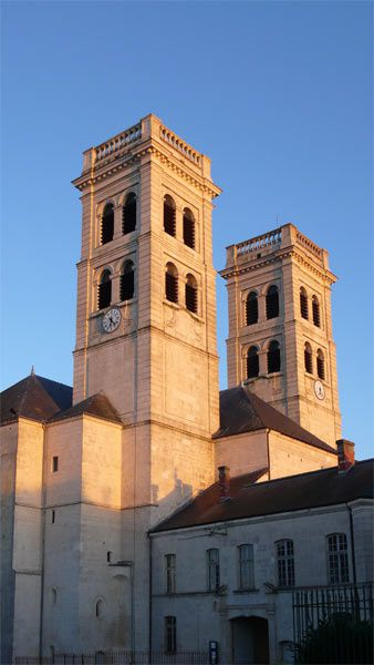 Photos de la cathédrale de Verdun