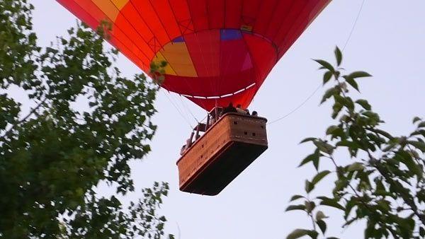 Photos du Lorraine Mondial Air Ballons 2009 sur la base aéronautique de Chambley