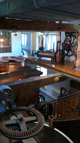 Musée européen de la bière de Stenay.