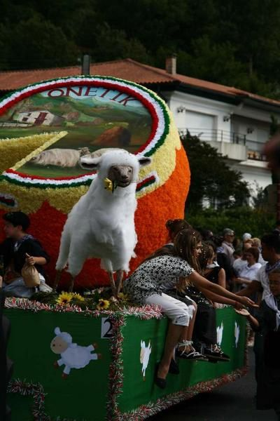 Album - Fête Basque Hendaye 2007 Photos