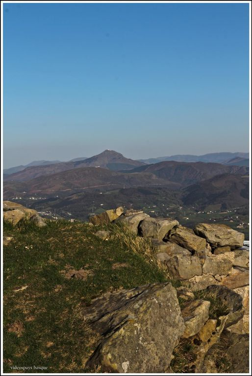 Le Jaizkibel Pays-Basque