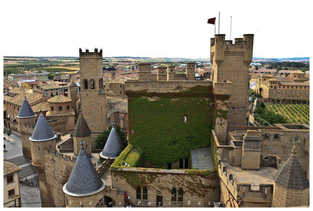 Navarra Bardenas olite