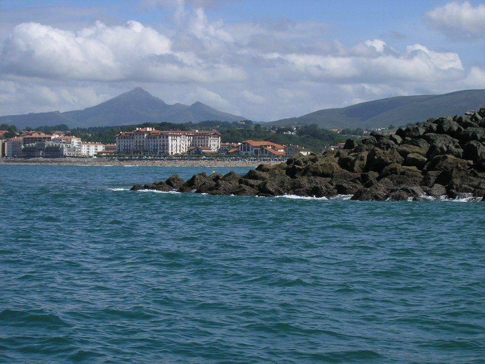 Photos du pays basque hendaye