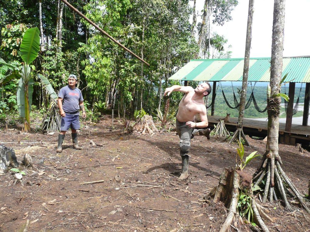 3 semaines en Equateur, juillet 2009.
