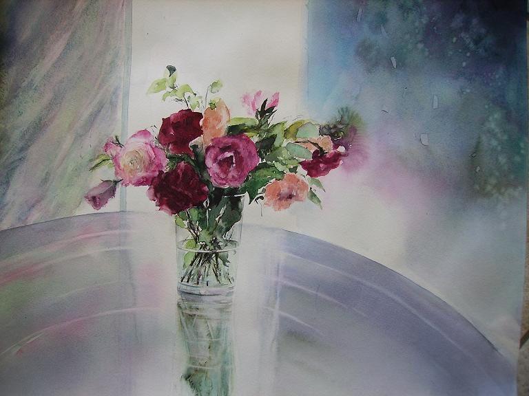 Mes aquarelles, oeuvres r&eacute&#x3B;elles ou&nbsp&#x3B;alors vagues ou moins vagues inspirations !