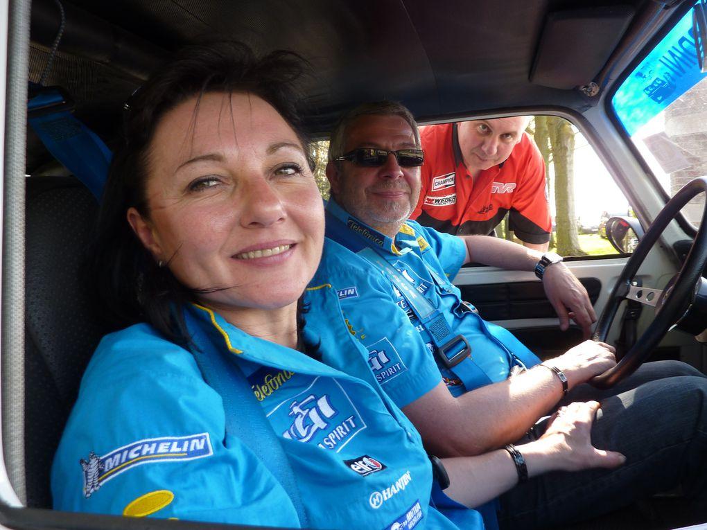 2011- Rallye des Jonquilles Bethune