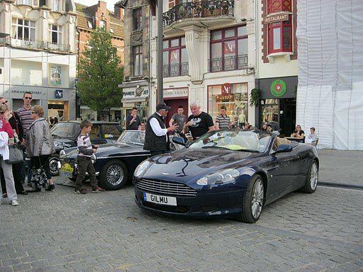 2011- Rallye des Jonquilles à Béthune