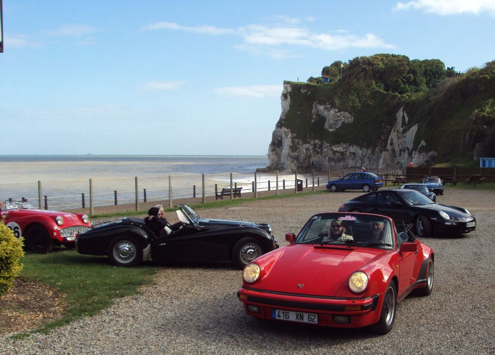 Summer balad for classic's & sports cars in great britain