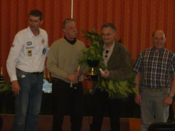 Arrivée du Rallye des Jonquilles 2008 à AuchelDimanche 20 Avril - 16h30