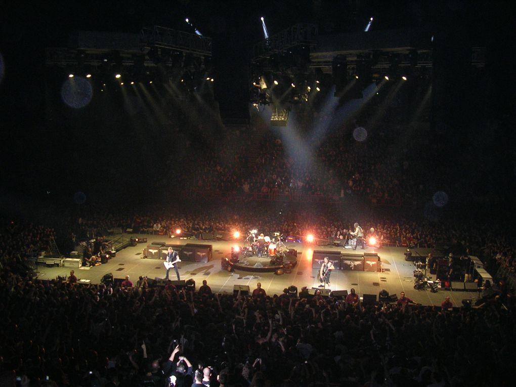 Album - MetallicA-DMT-Bercy 2009