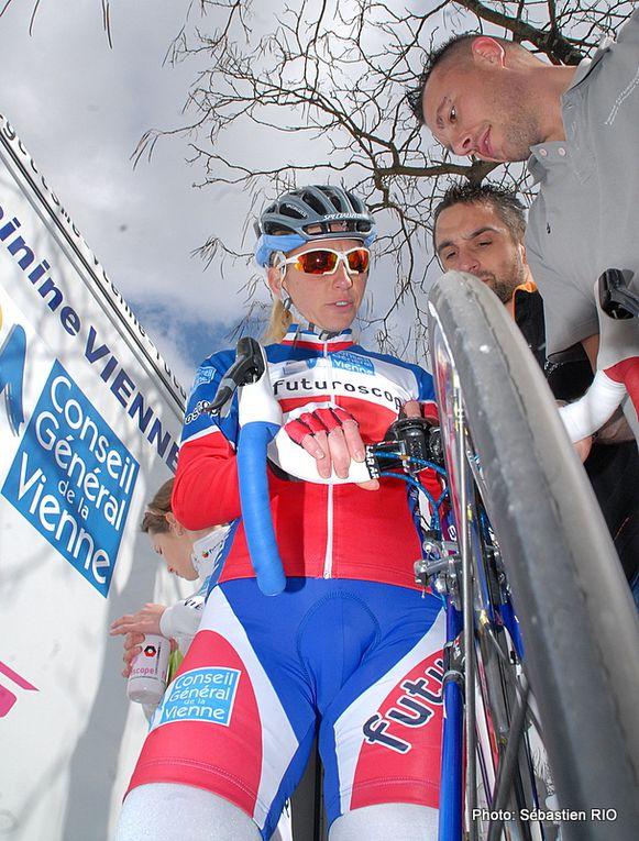 cyclisme féminin- coupe de France 2010- manche 1- photos Seb. RIOAlbum crée par Gwénaëlle RIOU