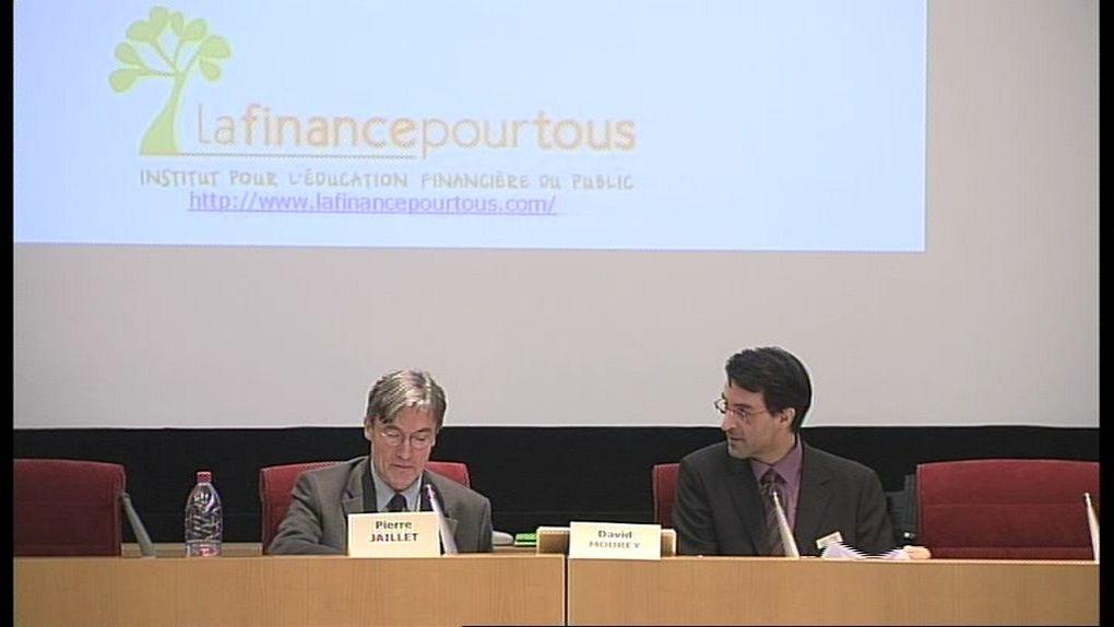 Album - Colloque Crise Financière 13-02-2009