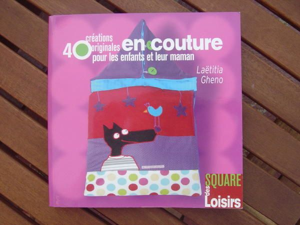 Album - la couture décorative