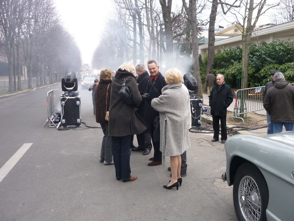 Album - Tournage-CHAMPS-ELYSEES