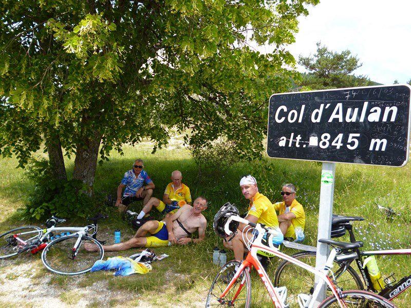 CSADN CYCLO 2014 VENTOUX