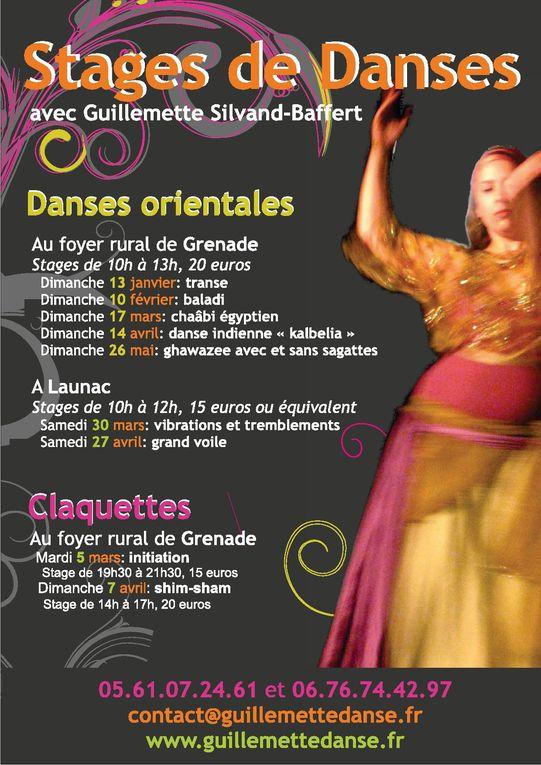 Album - Guillemette Danse