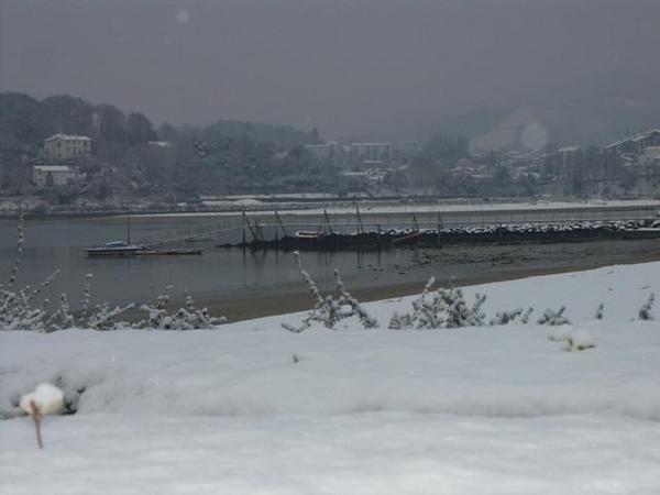 De la neige à la plage
