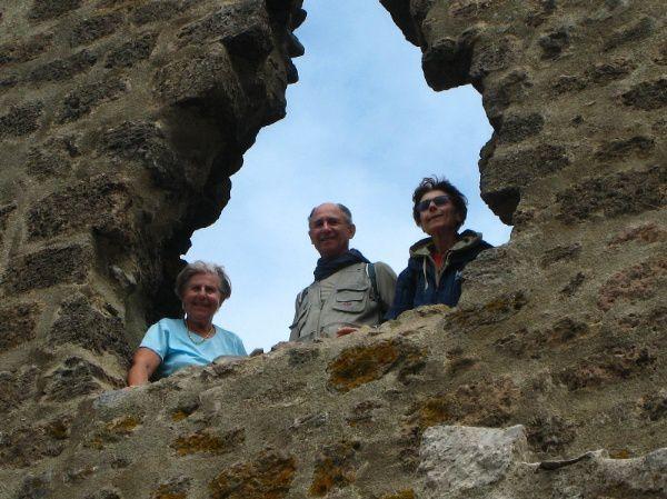 Notre week-end aux Chateaux Cathares en images.