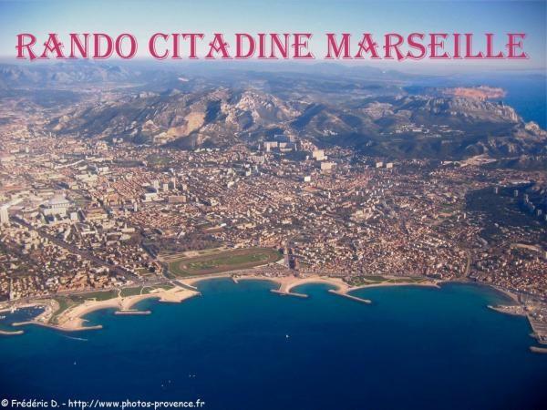 Album - Rando citadine dans marseille: le panier,et autour du Vieux port..