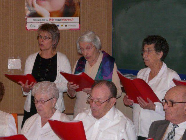 Après-midi musical, nov 2010