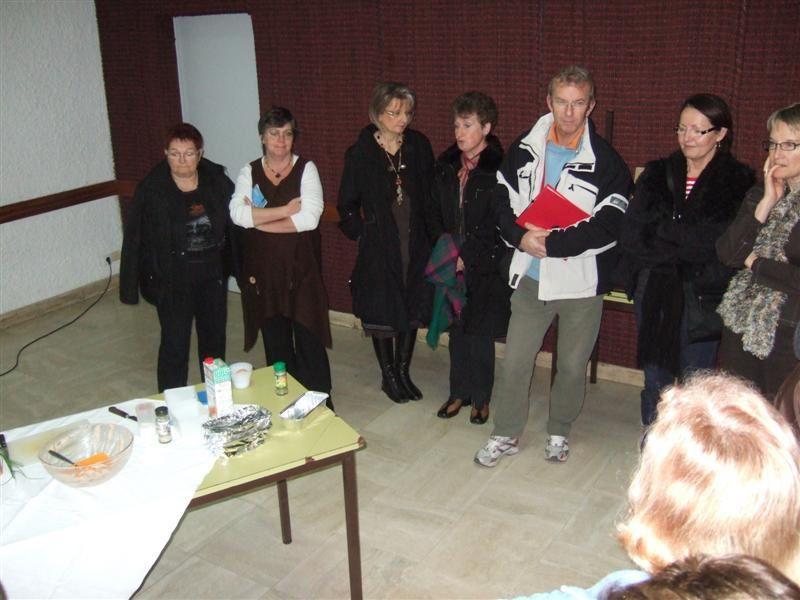 Atelier Cuisine du 14 décembre 2009
